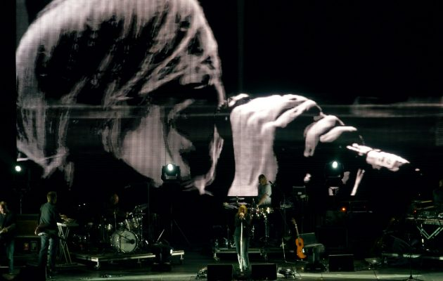 Portishead Live Dates 2015