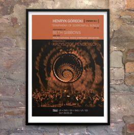 Beth Gibbons Gorecki poster