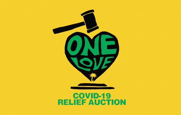 ONE LOVE AUCTION